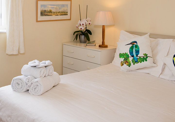 Primrose Farm holiday cottages with southdown duvets
