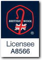 British Wool Licensee A8566