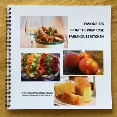 Primrose Farm Cookery Book